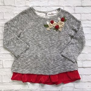 Rare Editions Sweater Top